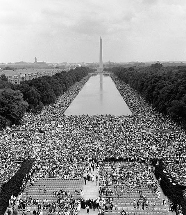 "Dr. Martin Luther King, Jr's. ""I Have A Dream"" Speech As Delivered August 28, 1963"